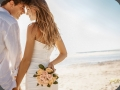 Wedding | Bride & Groom | On the Beach
